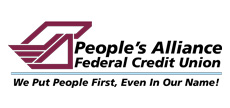 People's Alliance FCU powered by GrooveCar